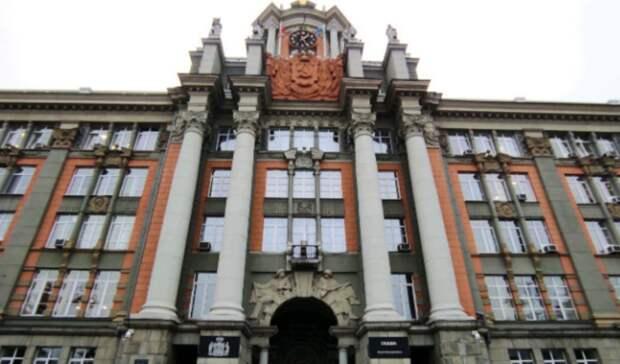 Студентка педколледжа подала документы наконкурс на пост главы Екатеринбурга