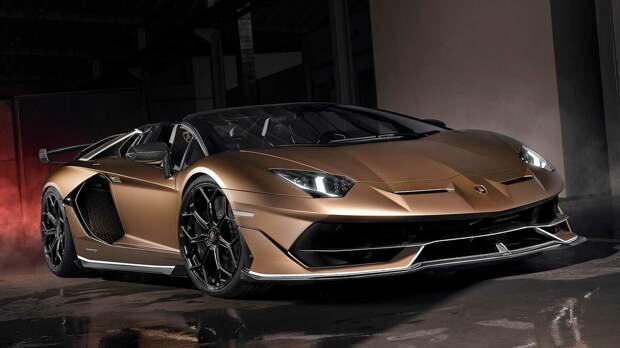 Характеристики Lamborghini Aventador SVJ 2020 года