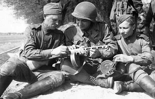 Почему американцы боялись советских автоматов ППШ в Корейской войне