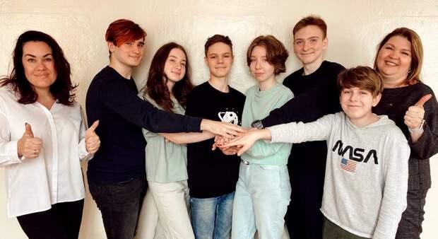Ученики тверской гимназии победили на Всероссийской олимпиаде по функциональной грамотности