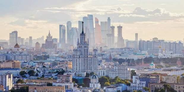 Москва вышла в финал рейтинга умных городов мира
