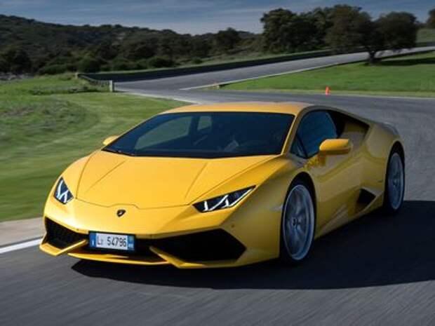 Это рекорд: Lamborghini «идет в массы»