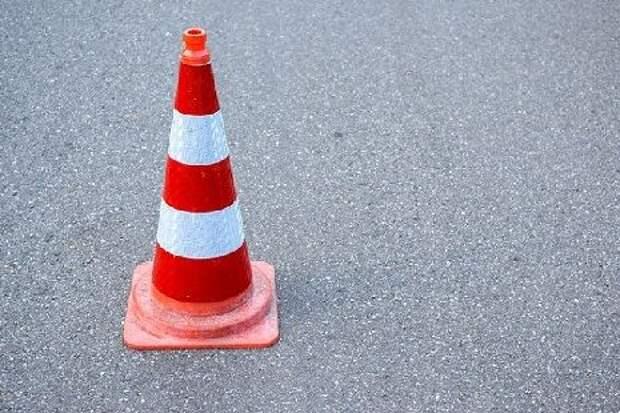 В Тамбове дорогу на улице Гастелло отремонтировали с нарушением технологий