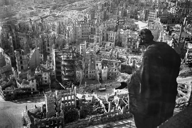 Бомбардировка Дрездена война, страшно, фото