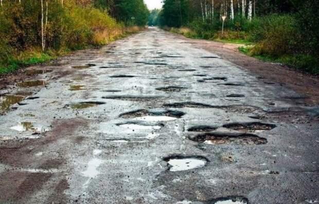 Блеск и нищета российских дорог