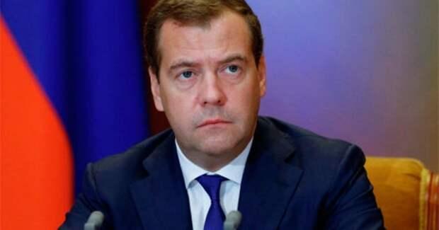 Медведев поддержал идею застроить Россию деревянными домами