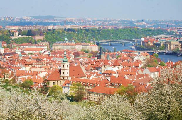 Прага: еще одна прогулка