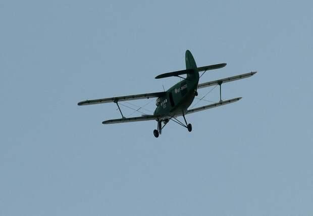 В Бурятии пропал самолет с шестью людьми на борту