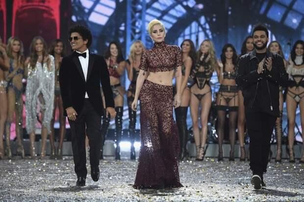 Бруно Марс, Леди Гага и The Weeknd Фото: Getty Images