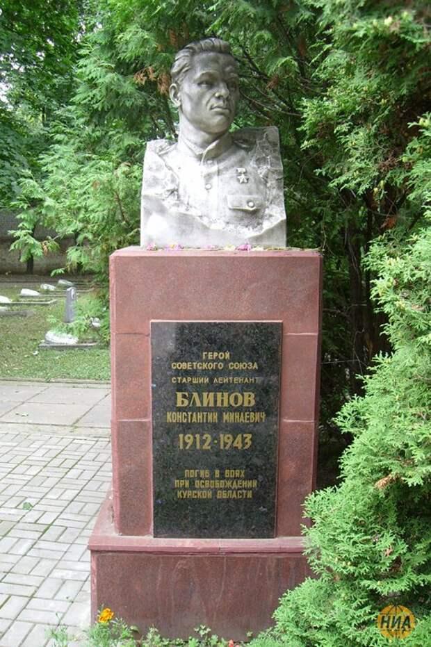 Герой Советского Союза Константин  Блинов: ночной смерч в фашистском штабе