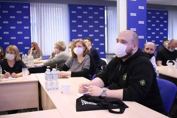 Московская «Единая Россия» проводит масштабное обучение для 11 тысяч наблюдателей