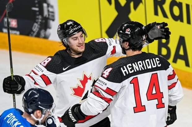 Сборная Канады в 27-й раз стала чемпионом мира по хоккею
