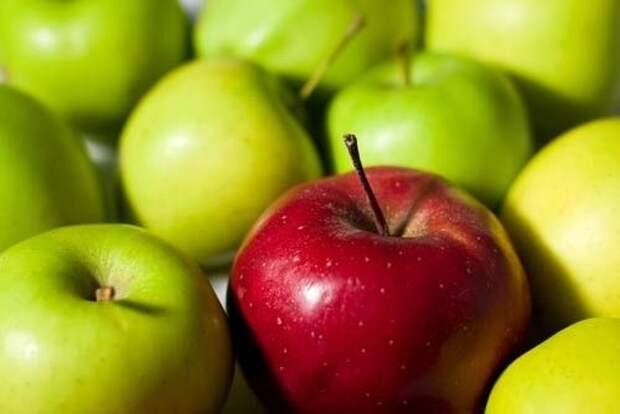 Как выбрать яблоки в магазине