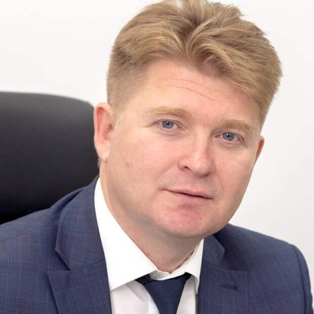 Константин Русинов стал новым главой Завьяловского района