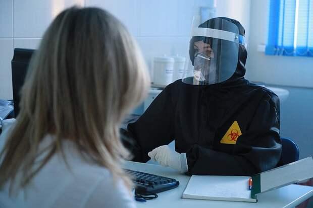 В России 17 апреля 2021 выявлен 9 321 случай заражения коронавирусом