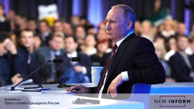 Майкл Бом: вопреки словам Путина, республиканцы не разделяют ценности РФ