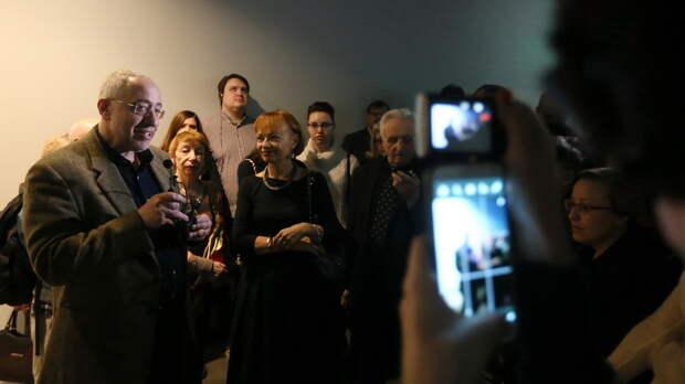 Сванидзе: «Ждать, что в музее Ельцина будут хвалить Сталина, весьма глупо»