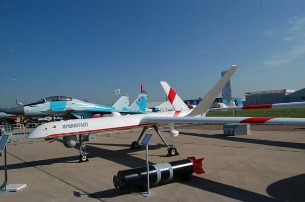 Российские военные осваивают первые многоцелевые БПЛА «Орион»