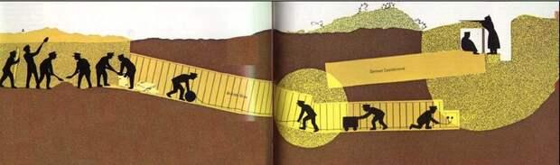 Тайная подземная война: как устроены туннельные сети