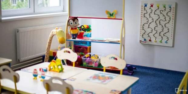 В Дубровском проезде начали возводить новый детский сад