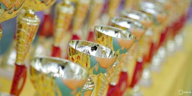 Победителям чемпионата «Московские мастера» из колледжа на Бибиревской вручили призы