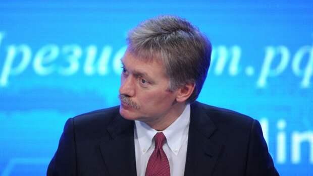 Дмитрий Песков переадресовал УЕФА вопрос о Крыме на форме украинских футболистов