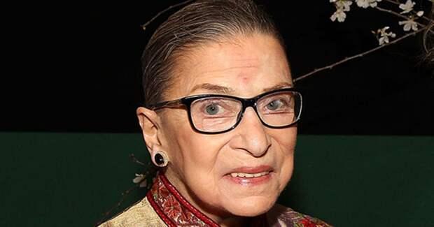 Умерла старейший член Верховного суда США Рут Вейдер Гинзбург