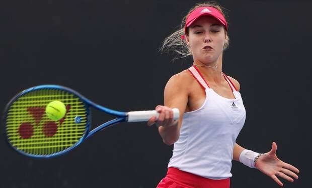 Калинская вышла в финал квалификации турнира в Монтеррее