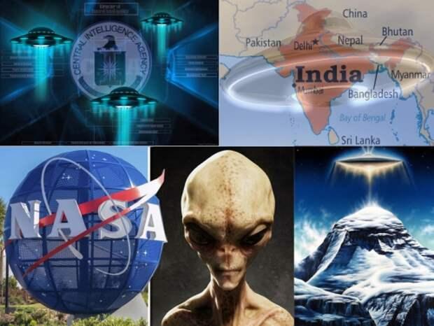 Станет ли Индия первой страной, которая заявит об инопланетянах официально?