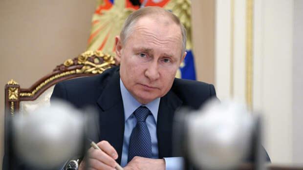 Путин поручил принять закон о плавающих ставках по кредитам населению