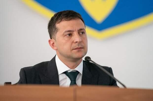 Зеленский отреагировал на поражение сборной Украины в матче Евро-2020