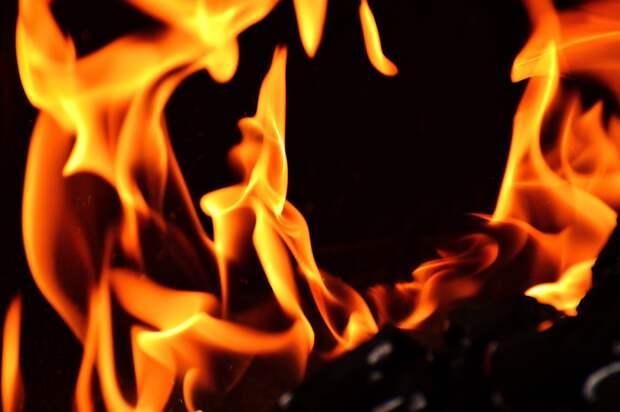 Пожилая женщина погибла при пожаре в садовом участке в Удмуртии