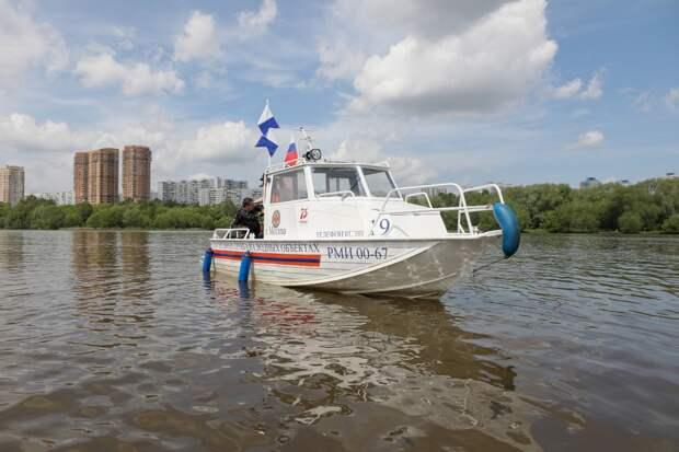 Ребёнок погиб под винтами катера на Москве-реке