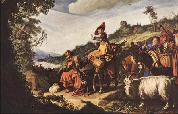 Грязная история Содома и Гоморры