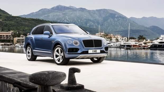 Компания Bentley Motors проиграла судебное заседание и лишилась права использовать свою торговую марку