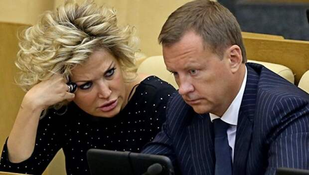 Вороненкова убил бывший муж Марии Максаковой