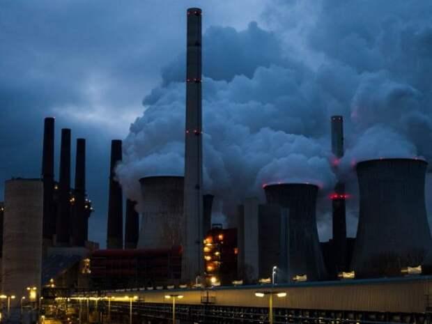 Без «Северного потока— 2» Европа наращивает потребление угля