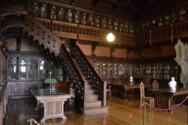 Библиотека в Эрмитаже