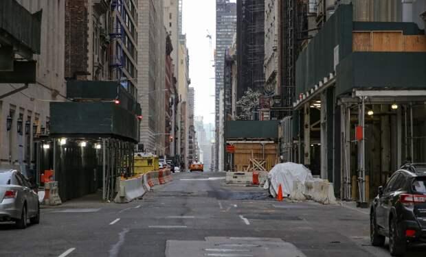 Почему Нью-Йорк кончился. Перевод