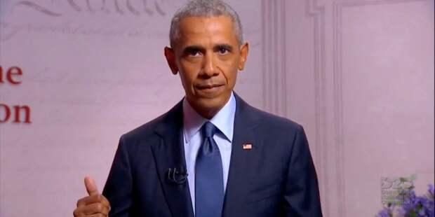 Обама анонсировал публикацию мемуаров после выборов президента
