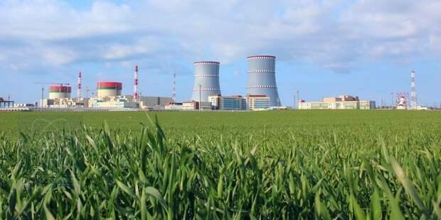 1-й энергоблок Белорусской АЭС выведен на 100% мощности