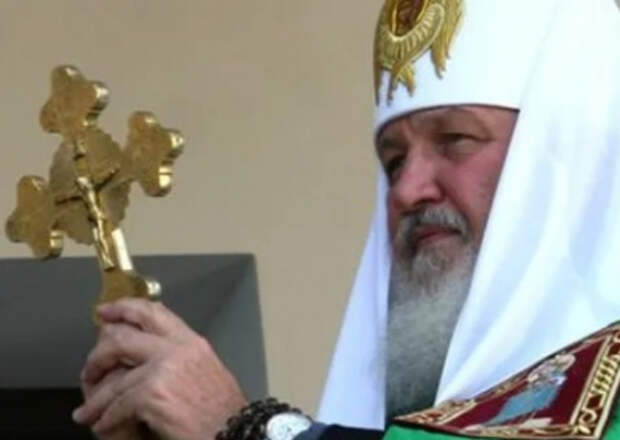 Шнуров высмеял несуществующее богатство патриарха Кирилла
