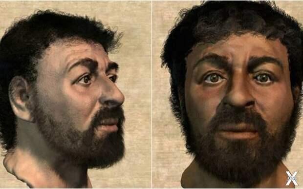 Так мог выглядеть Иисус. Реконструкци...