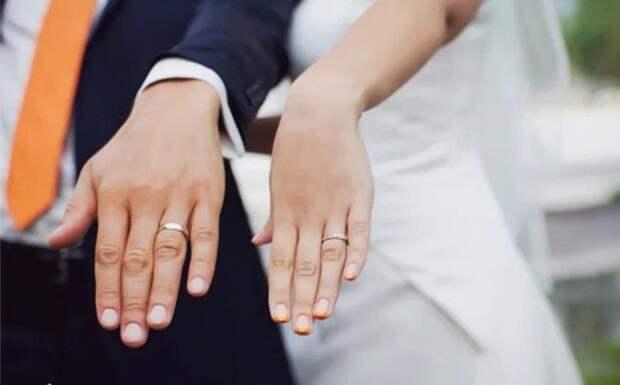 Обручальное кольцо: почему в России его носят на правой руке