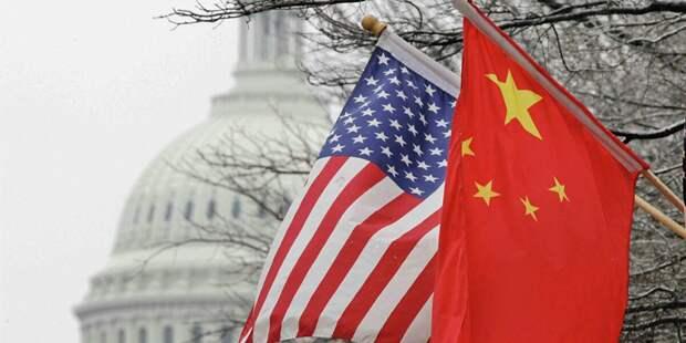 Китай обвинил США в попытке политизировать COVID-19