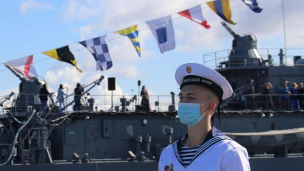 Баранец: ВМФ РФ выроет британским морякам «братскую могилу» вблизи Крыма