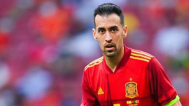 Сборная Испании рассчитывает на Бускетса в матчах Евро-2020, несмотря на коронавирус у футболиста
