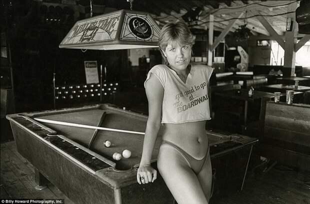 Фотографии незнакомок 80-е, сша, фотография