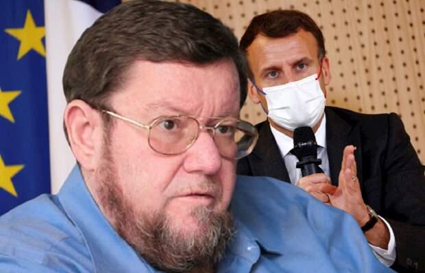 Сатановский напомнил Макрону, чем кончались «красные линии» от Франции для России