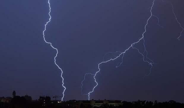 Грозы и шквалистый ветер ожидаются в Нижнем Тагиле